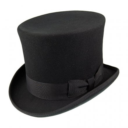 Hats - Victorian Top Hat (black)