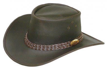 Hats - Jacaru Wallaroo Oil (brown)