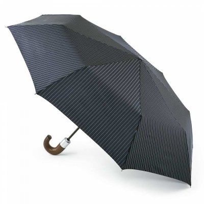 Umbrella - Fulton Chelsea-2 (City Stripe Navy/Cloud)