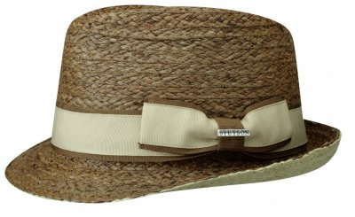 Hats - Stetson Murphy Raffia (brown)