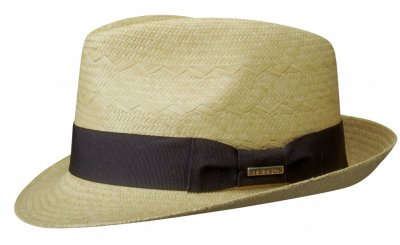 Hats - Stetson Norman Panama (nature)