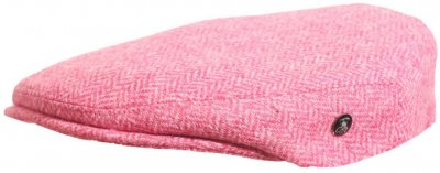 Flat cap - City Sport Caps Dardilly (pink)