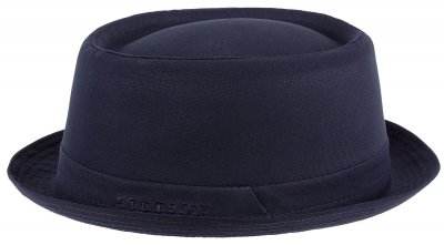 Hats - Stetson Athens (Dark Blue)