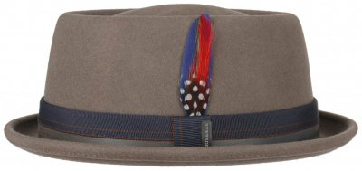 Hats - Stetson Prichard (grey-brown)