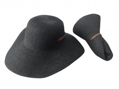 Hats - Jacaru Yarrigan (black)