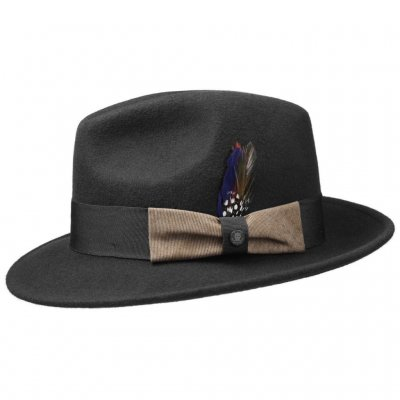 Hats - Stetson Scottsville (black)