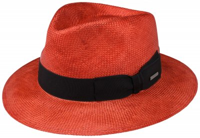 Hats - Stetson Camarillo Toyo (red)