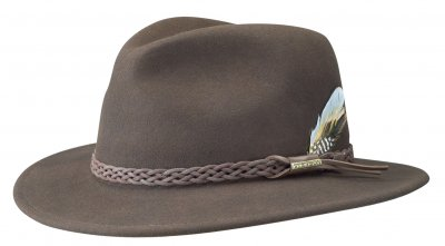 Hats - Stetson Newark (brown)