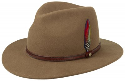 Hats - Stetson Rantoul (brown)