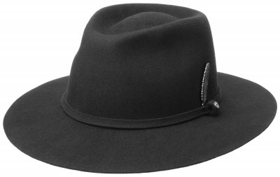 Hats - Stetson Outdoor Woolfelt (black)