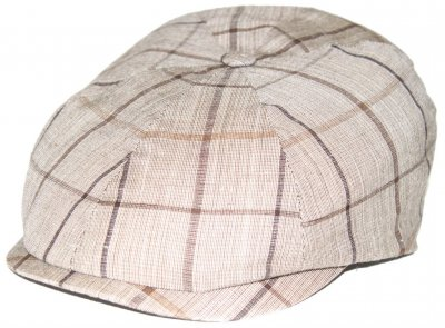 Flat cap - City Sport Caps Toulouse (grey-brown)