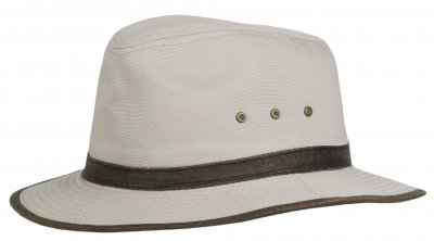 Hats - Stetson Ava Cotton (beige)