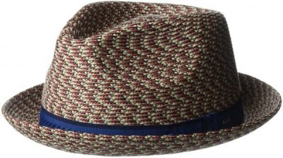 Hats - Bailey Mannes (cranberry multi)