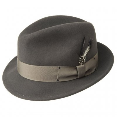 Hats - Bailey Tino (grey)