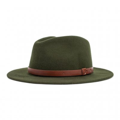 Hats - Brixton Messer (moss)