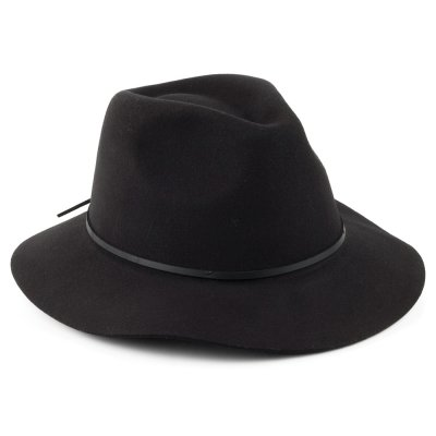Hats - Brixton Wesley (black)