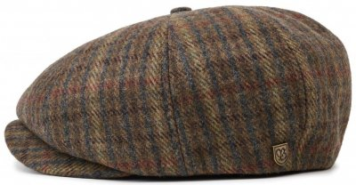 Flat cap - Brixton Brood (moss/navy)