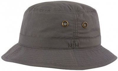 Hats - MJM Bucket Taslan (anthracite)