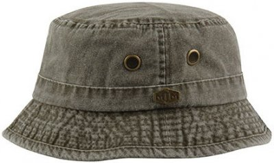 Hats - MJM Bucket Enzyme (olive)