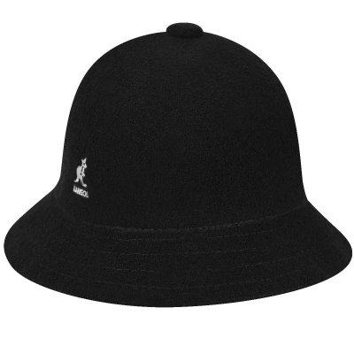 Hats - Kangol Bermuda Casual (black)