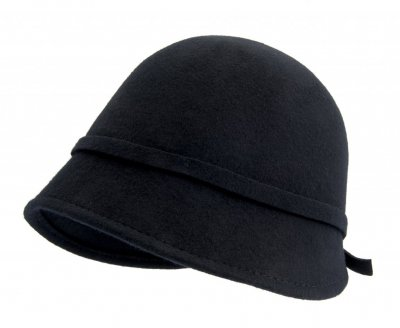 Hats - CTH Ericson Analise Cloche (navy)