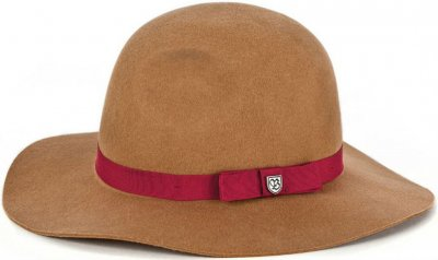 Hats - Brixton Dalila (light brown)