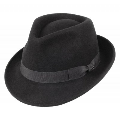 Hats - Detroit Trilby (black)