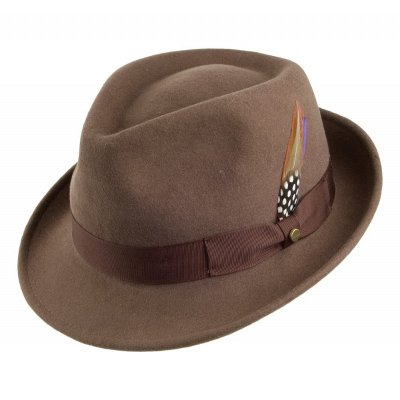 Hats - Stetson Elkader (light brown)