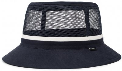 Hats - Brixton Hardy Bucket Hat (navy/white)