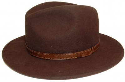 Hats - Faustmann Dignano (brown)