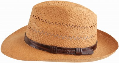 Hats - Gårda Recco Fedora (light brown)