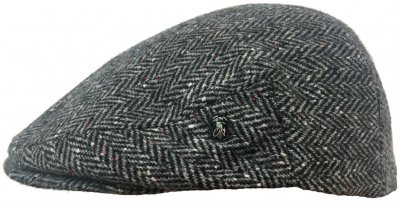 Flat cap - City Sport Caps Metz (grey)