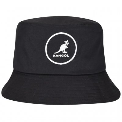 Hats - Kangol Cotton Bucket (black)