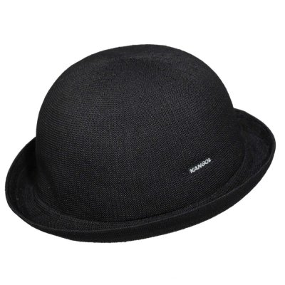 Hats - Kangol Tropic Bombin (black)