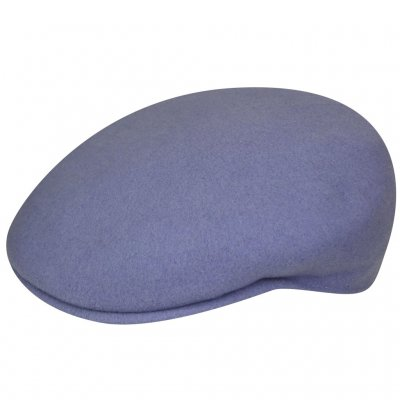 Flat cap - Kangol Wool 504 (purple)