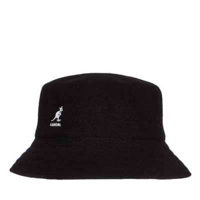 Hats - Kangol Wool Lahinch (black)