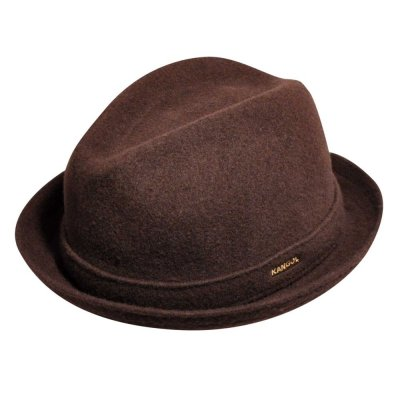 Hats - Kangol Wool Player (brown)