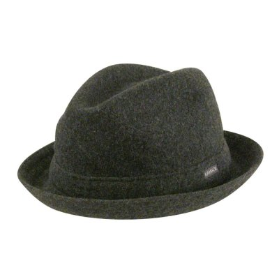Hats - Kangol Wool Player (grey)