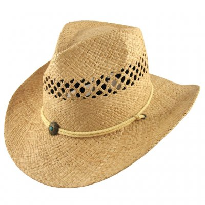Hats - Maggie May Cowboy Hat (nature)