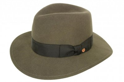 Hats - Mayser Harrison (brown)