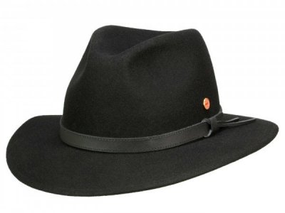 Hats - Mayser Marvin (black)