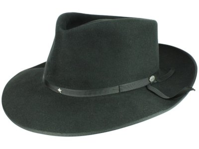 Hats - Mayser Udo (black)