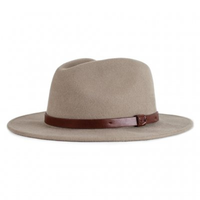 Hats - Brixton Messer (khaki)
