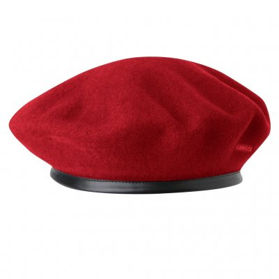 Berets - Kangol Wool Monty (red)