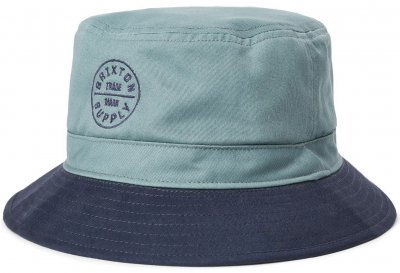 Hats - Brixton Oath Bucket (blue)