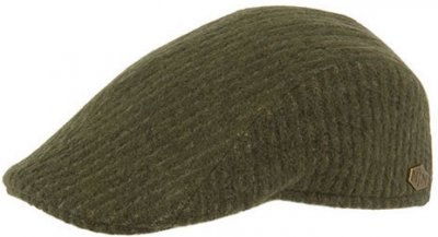 Flat cap - MJM Paperino Wool Mix (green)