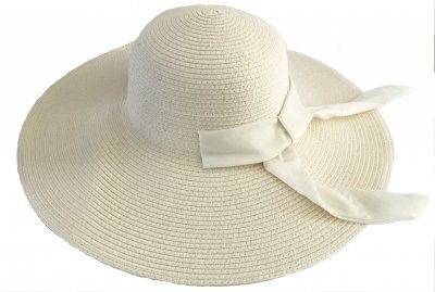 Hats - Gårda Santa Domenica (cream)