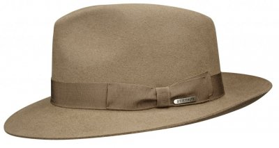 Hats - Stetson Penn (light brown)
