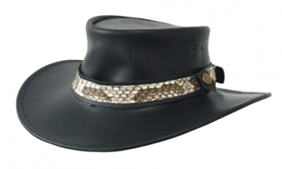 Hats - Jacaru Banjo (black)
