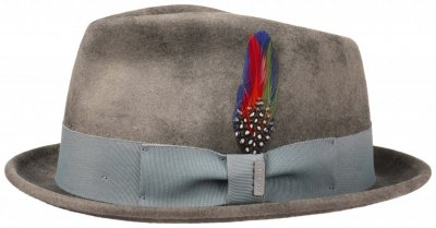 Hats - Stetson Harlan (grey-brown)